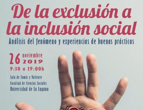 Jornadas de Inclusión Social de la Red Anagos,