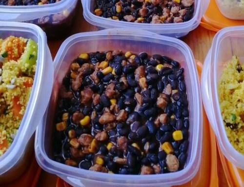Nutrición saludable para familias